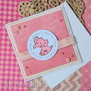Kartka - dziś są twoje urodziny 3 scrapbooking kartki maly
