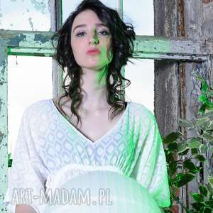 handmade sukienki sukienka damska | nebbia bianca