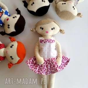 mała LALA - blondynka, lala, lalka, szmacianka