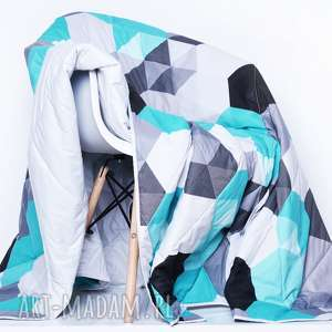 majunto Narzuta Hexagons - EMERALD 155x205cm