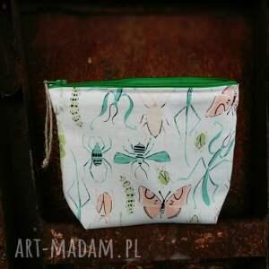 kosmetyczka insekty, kosmetyczka, las, leśne, natura, organizer