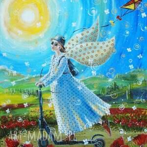 anioł nowego dnia