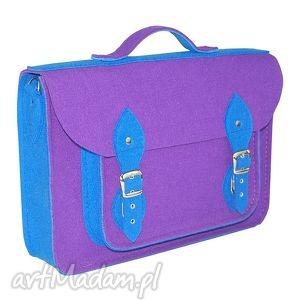 Plecak szkolny i torba na ramię w jednym dla dziecka etoi design