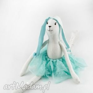 ręcznie wykonane maskotki króliczek lola