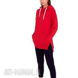 dres sportowy latika czerwono /czarny, sport, sukienka, marynarka, dres, spodnie
