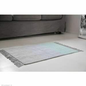 dywan, chodnik bawełniany, dywanik, z frędzlami, dywan