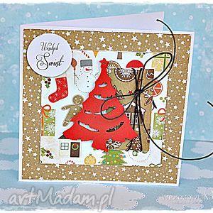 Świąteczne życzenia - kartka, życzenia, świąteczna, boże