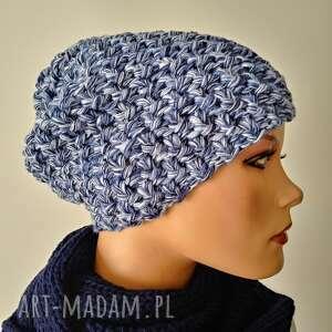 ręczne wykonanie czapki handmade czapka