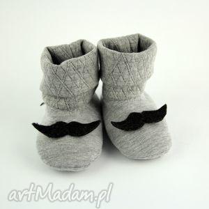 handmade buciki bambosze hipstera
