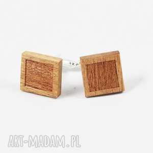 Drewniane spinki do mankietów, spinkidomakietow, spinki, drewnianespinki