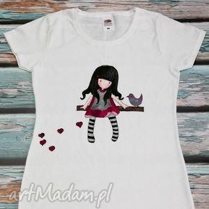 lalki-waldorfskie bluzka ręcznie malowana gorjuss xs 34 - rękodzieło