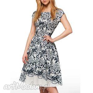 Sukienka sara midi gloria sukienki livia clue midi, ornament