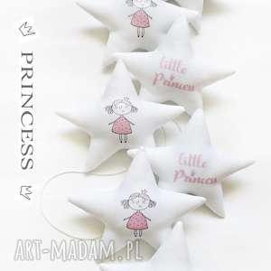święta, little princess - girlanda, gwiazdki, princess, księżniczka