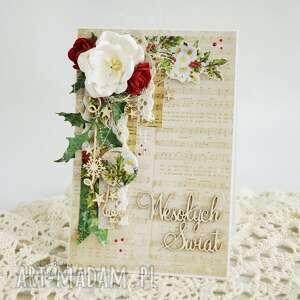 pomysł na upominek Kartka świąteczna, boże-narodzenie, kartka-świąteczna