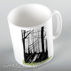 hand made kubki leśny kubeczek