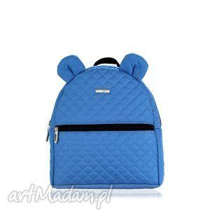 plecaki plecaczek farbiś 672 niebieski, farbiś, dzieci, plecaczek, mały, niebieski
