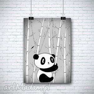 panda a3 - panda, miś, misio