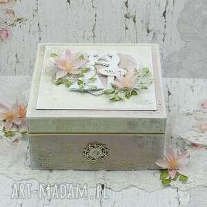 ślub pudełko ślubne - niezbędnik małżeński, ślub, kartka ślubna, prezent ślubny