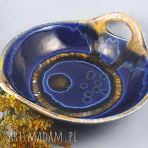 handmade ceramika misa z uszami archipelag