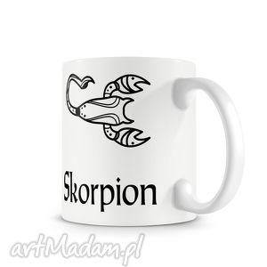 Prezent KUBEK - skorpion, kubek, kawa, prezent, zodiak, skorpion