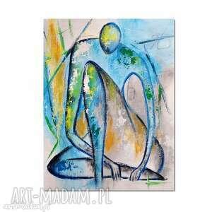 obraz marceau na zamówienie dla p moniki, obraz, ręcznie, malowany, postać