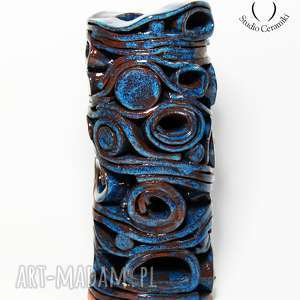 Wazon Suszka, wazon, ceramika-artystyczna, wazon-ceramiczny, ceramika