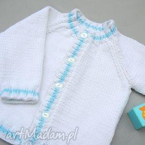 Zamówienie p natalii b a o l sweterek, niemowlę, chłopiec