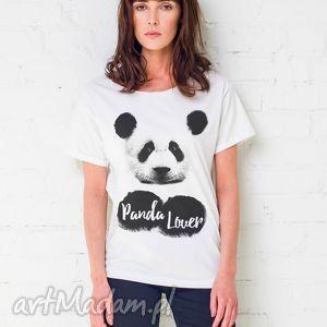 panda lover oversize t-shirt, koszulki