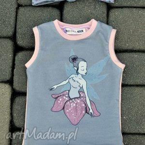 Koszulka ELF dla dziewczynki, koszulka, bluzeczka, elf, księżniczka, nadruk, eko