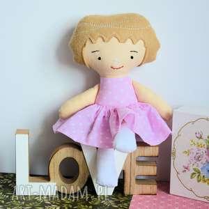 ręcznie zrobione lalki lala calineczka - 22