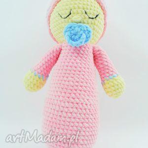 lalki szydełkowa lalka bobas, lalka, szydełko, prezent, bezpieczna, wyjątkowy