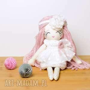 Lalka basia lalki madika design urodziny, prezent, eko, bawełna,