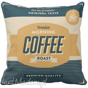 poduszka dekoracyjna kawa morning coffee 6543, poduszka, dekoracyjna, kawa, coffe