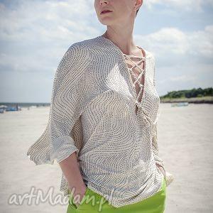 ręcznie wykonane bluzki bluzka adara
