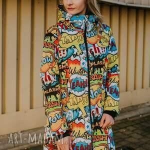Tummi Handmade: kurtka parka, płaszcz damski, przeciwdeszczowy - jacket, kurtka jesienna,
