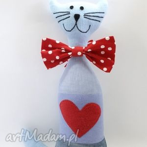 zabawki kot wesołek błękitek, zabawki, przytulanki, maskotki, kot, kotek