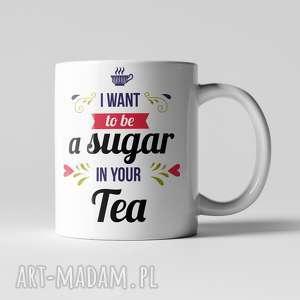 handmade kubki kubek i want to be a sugar