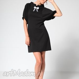 Black classic 42 sukienki pawel kuzik moda