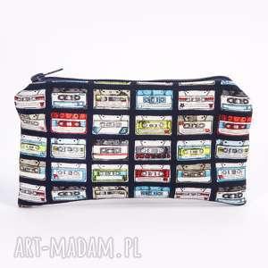 kosmetycczka duża kasety, kosmetycka, saszetka, kasety