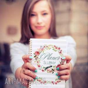 Planer notes kalendarz panny młodej albumy druklove ślub,