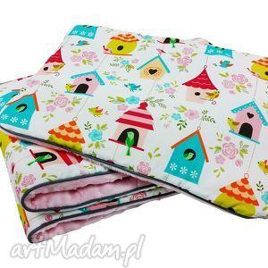 zestaw-pościel do łóżeczka - dziecko, niemowle, pościel, minky
