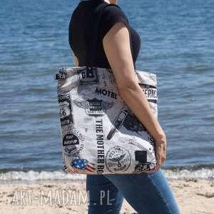 lekka i poręczna torba motocykle, torba, torebka, na ramię