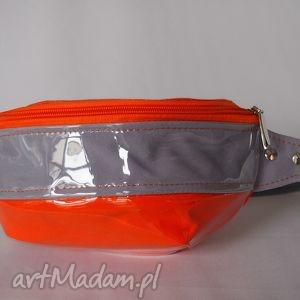 nerka mana orange 1 - sasza, saszetka, biodrówka, świeżość, turkus