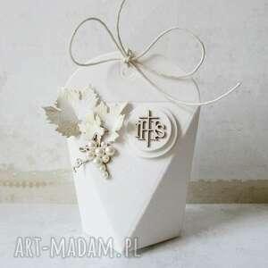 pudełeczka - podziękowania dla gości - pamiątka, podziękowania