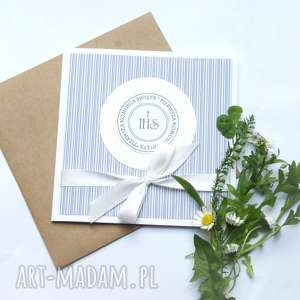 kartka komunijna dla chłopca handmade, komunia, komunię