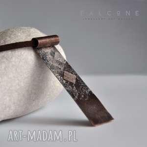 ręcznie zrobione naszyjniki arlekin