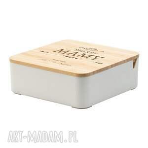 pudełka szkatułka z grawerem - prezent dla mamy, dzień matki, mamy