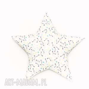 Poduszka gwiazdka - strzałki pokoik dziecka lilifranko poduszka