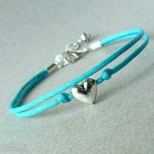mon amour l o v e , bransoletka, sznurek, bawełniany, sznurkowa biżuteria, oryginalny
