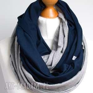 handmade kominy damski komin tuba szali bawełniany, jesienny szal szalik